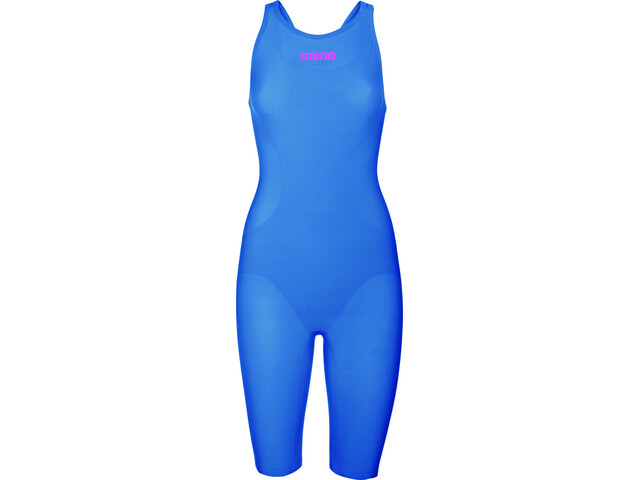 arena Powerskin R-Evo One Swimsuit Dame blue/powder pink